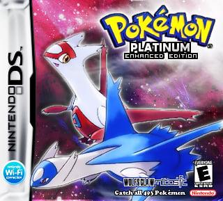 Thumbnail 1 for Pokemon Platinum: Enhanced Edition (New2)